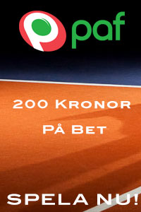 paf tennis betting