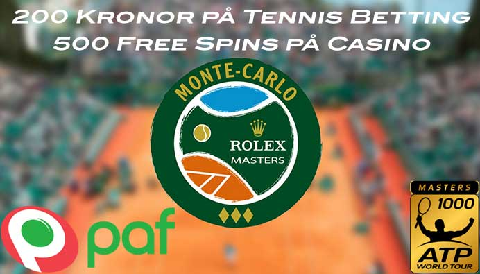tennis betting monte carlo rolex masters