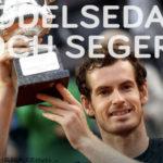 Murray vann ATP-titel i Rom på födelsedagen!