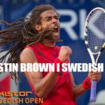 Sveriges hetaste tennistävling går mot Final – Swedish Open!