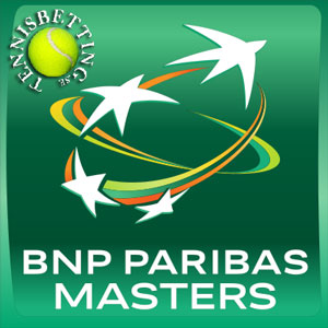 tennis betting bnp paribas masters paris